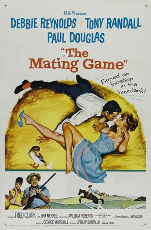 The Mating Game - Movie Poster (thumbnail)