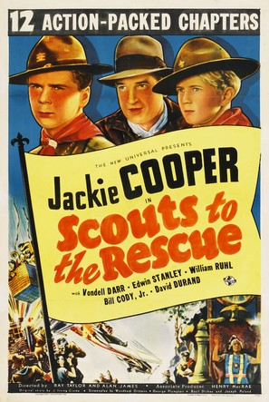 Scouts to the Rescue - Movie Poster (thumbnail)