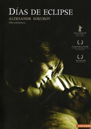 Dni zatmeniya - Spanish Movie Cover (thumbnail)