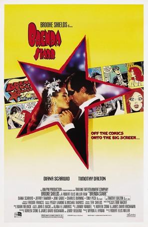 Brenda Starr - Movie Poster (thumbnail)