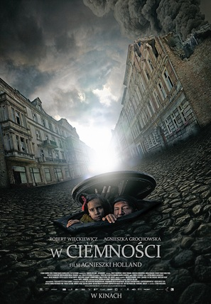 In Darkness - Polish Movie Poster (thumbnail)