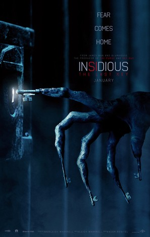 Insidious: The Last Key - Movie Poster (thumbnail)