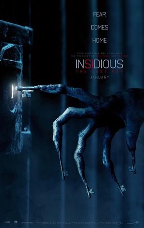 Insidious: The Last Key - Movie Poster (thumbnail)