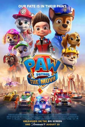 Paw Patrol: The Movie - Movie Poster (thumbnail)