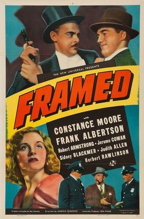 Framed - Movie Poster (thumbnail)