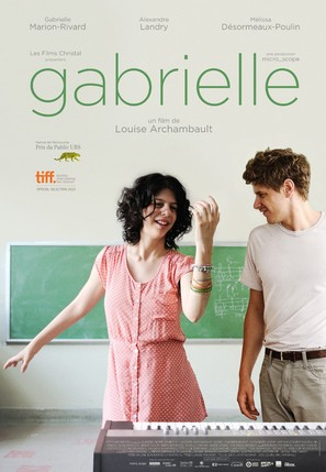 Gabrielle - Canadian Movie Poster (thumbnail)
