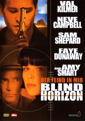 Blind Horizon - German poster (thumbnail)