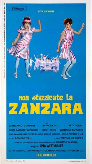 Non stuzzicate la zanzara - Italian Movie Poster (thumbnail)