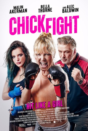 Chick Fight - Movie Poster (thumbnail)