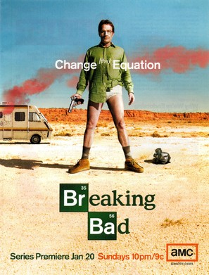 """Breaking Bad"" - Movie Poster (thumbnail)"