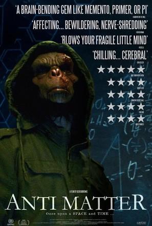 Anti Matter - British Movie Poster (thumbnail)