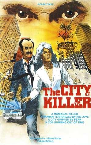 City Killer - Movie Cover (thumbnail)