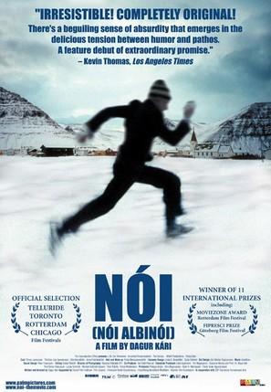 Nói albínói - Movie Poster (thumbnail)