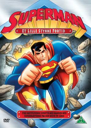 """Superman"" - Danish DVD cover (thumbnail)"