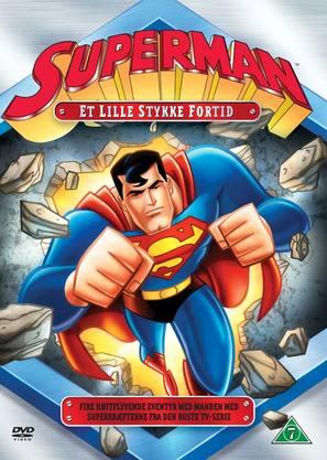 """Superman"" - Danish DVD movie cover (thumbnail)"