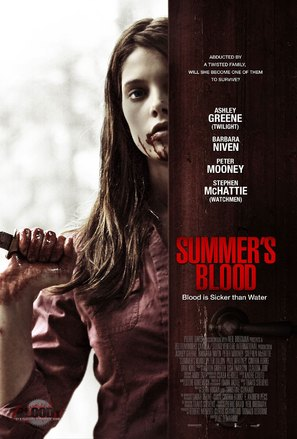 Summer's Blood - Movie Poster (thumbnail)