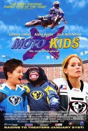 Motocross Kids - Movie Poster (thumbnail)