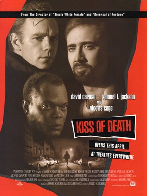 Kiss Of Death - Movie Poster (thumbnail)