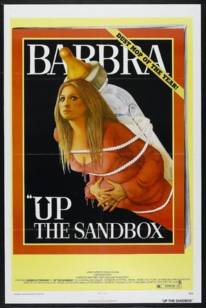 Up the Sandbox - Movie Poster (thumbnail)