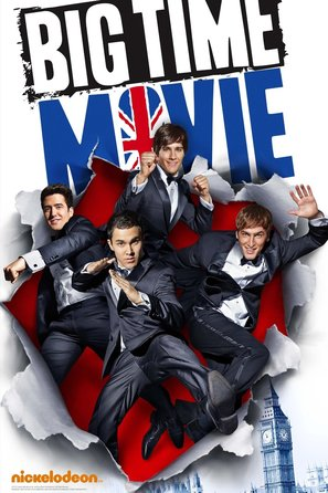 Big Time Movie - Movie Poster (thumbnail)