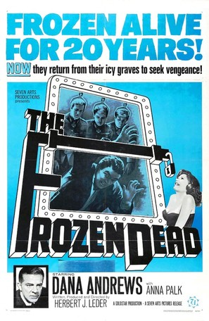 The Frozen Dead - Movie Poster (thumbnail)