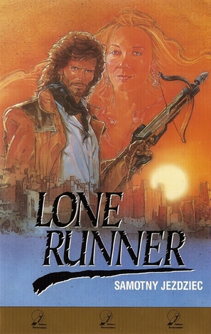 Lone Runner - Polish Movie Cover (thumbnail)