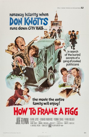 How to Frame a Figg - Movie Poster (thumbnail)