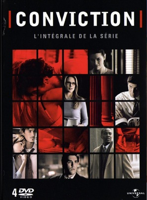 """Conviction"" - French DVD movie cover (thumbnail)"