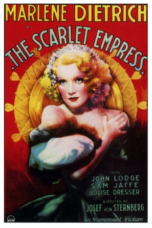 The Scarlet Empress - Movie Poster (thumbnail)