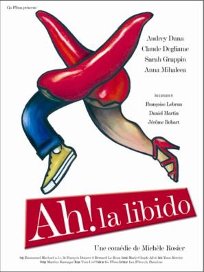 Ah! La libido - French Movie Poster (thumbnail)