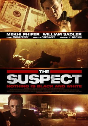 The Suspect - Movie Poster (thumbnail)