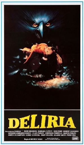 Deliria - Italian Movie Poster (thumbnail)