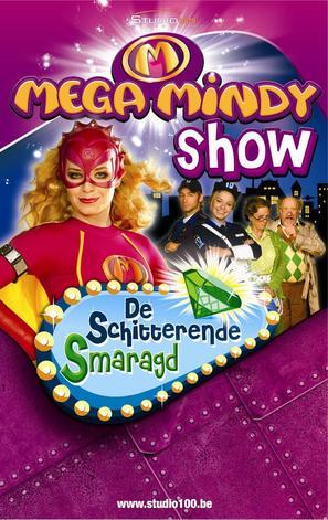 """Mega Mindy"" - Belgian Movie Poster (thumbnail)"