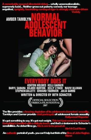 Normal Adolescent Behavior - Movie Poster (thumbnail)