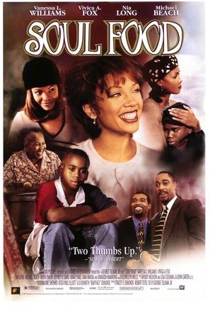 Soul Food - Movie Poster (thumbnail)
