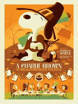 A Charlie Brown Thanksgiving - Movie Poster (thumbnail)
