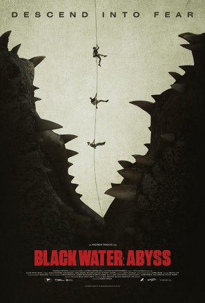 Black Water: Abyss - Movie Poster (thumbnail)
