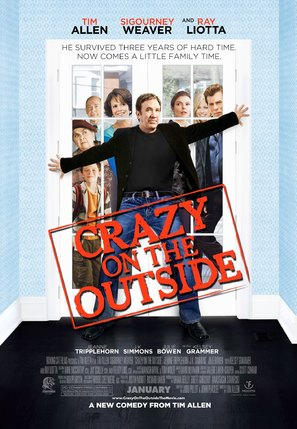 Crazy on the Outside - Movie Poster (thumbnail)