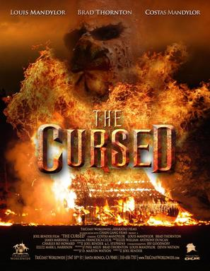 The Cursed - Movie Poster (thumbnail)