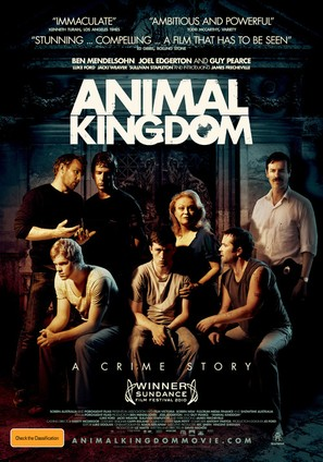 Animal Kingdom - Australian Movie Poster (thumbnail)