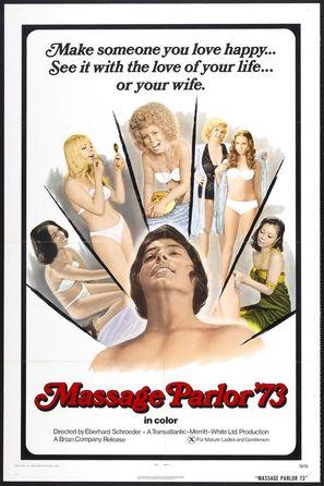 Massagesalon der jungen Mädchen - Movie Poster (thumbnail)
