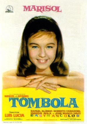 Tómbola - Spanish Movie Poster (thumbnail)