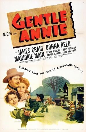 Gentle Annie - Movie Poster (thumbnail)