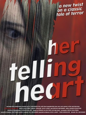 Her Telling Heart - Movie Poster (thumbnail)