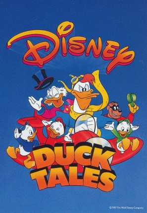 """DuckTales"" - Movie Poster (thumbnail)"