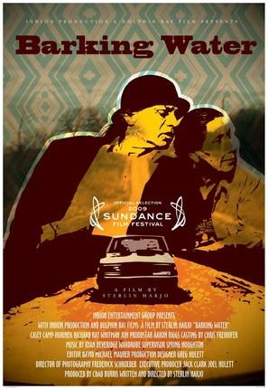 Barking Water - Movie Poster (thumbnail)