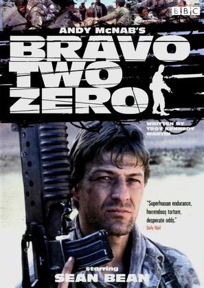 Bravo Two Zero - British Movie Cover (thumbnail)