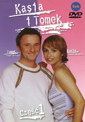 """Kasia i Tomek"" - Polish DVD movie cover (thumbnail)"