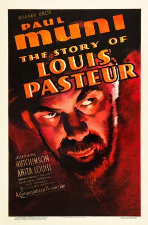 The Story of Louis Pasteur - Movie Poster (thumbnail)