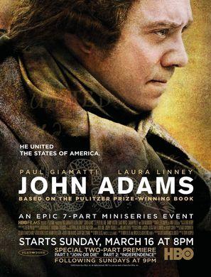 """John Adams"" - Movie Poster (thumbnail)"